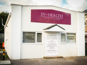 In-Health Chiropractic, Penybont Road, Pencoed, Bridgend