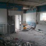 In-Health Chiropractic - Reception being refurbished